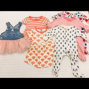 Baby Girl Clothing Bundle 3 to 6 Months